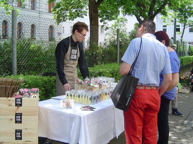 Wiens 1. Garden Pop Up Store  (25. Mai 2014) (5/6)