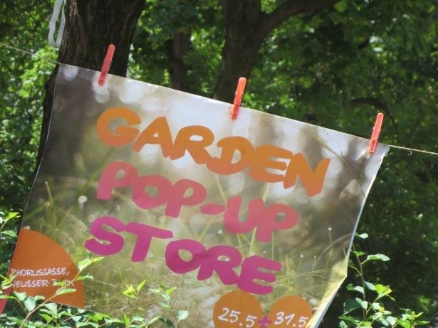 Wiens 1. Garden Pop Up Store  (25. Mai 2014) (1/6)
